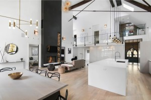 Chicago Church Residential Conversion Project by Linc Thelen Design and Scrafano Architects