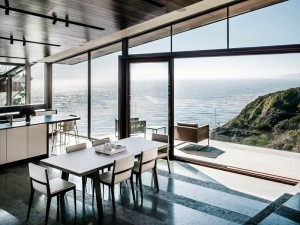 Fall House, Big Sur, California by Fougeron Architecture