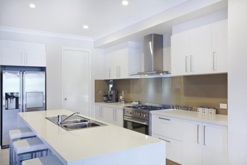 Beautiful White Kitchens Provide Timeless Style