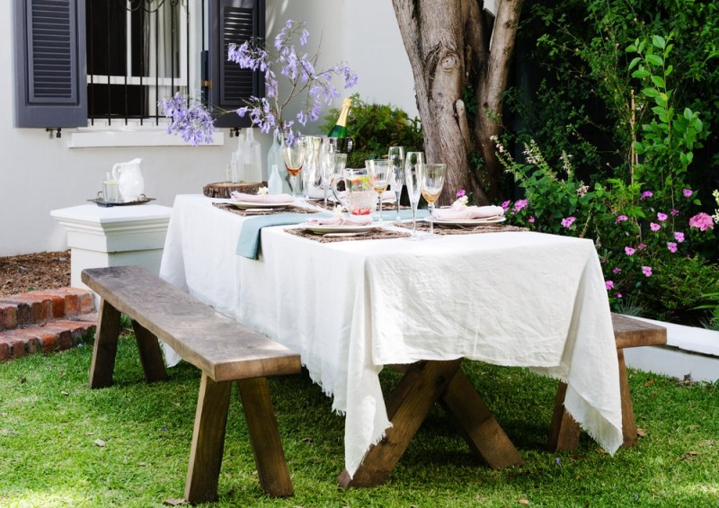 Outdoor Dining Areas And Alfresco Ideas