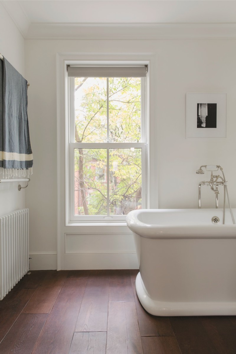 cumberland st townhouse 06 min e1441940798617 - Cumberland St Townhouse Project, Brooklyn, New York by Ensemble Architecture