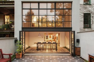 Cumberland St Townhouse Project, Brooklyn, New York by Ensemble Architecture