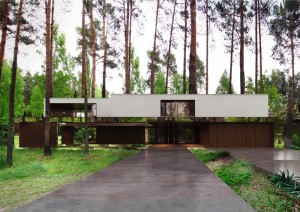 Mirror House Project, Poland by REFORM Architekt