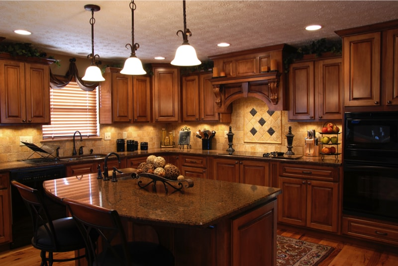 The Ten Luxury Kitchen Design Ideas