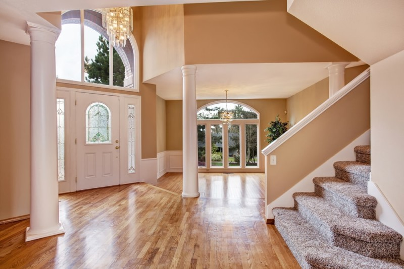 Luxury Home Foyer : Foyer interior design and house entryway ideas