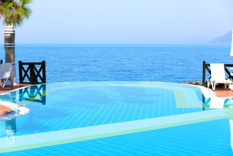Infinity Swimming Pool Design Ideas 901 Modern Infinity Swimming Pool