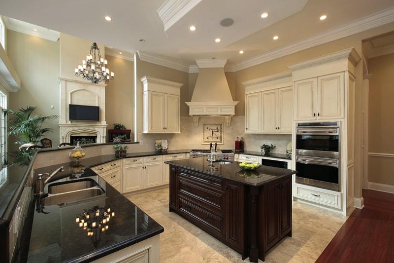 145 Luxury Kitchen Design Ideas Part 1