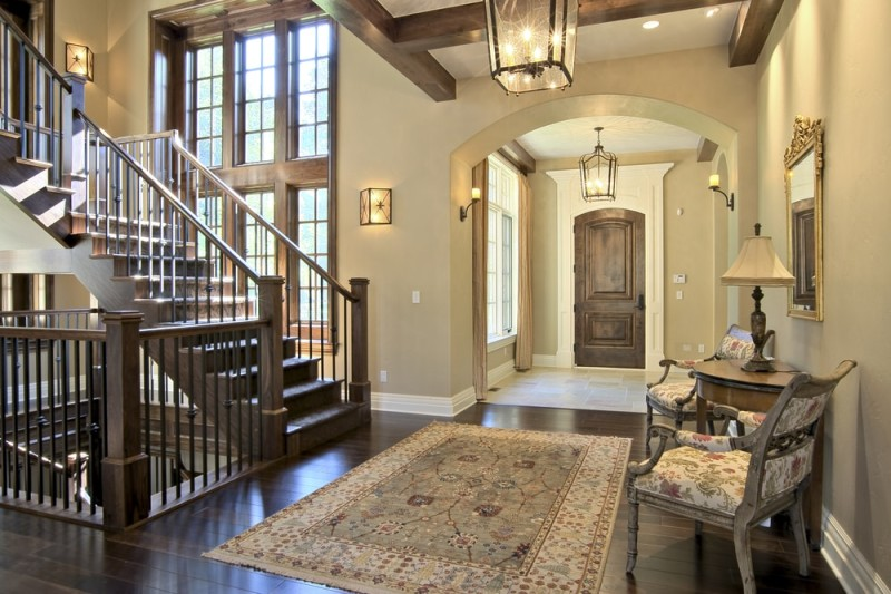 Foyer Plan You Tube : Foyer interior design and house entryway ideas