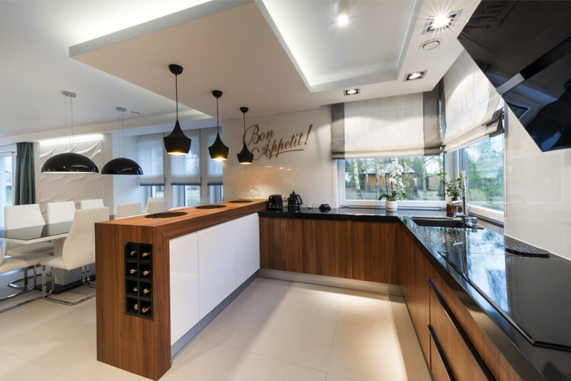 145 Luxury Kitchen Design Ideas (Part 1)