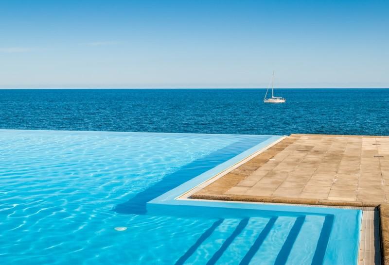 Infinity Swimming Pool Designs