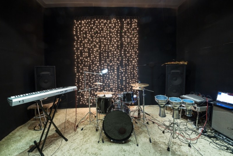 Music Practice Rooms And Home Music Studio Ideas
