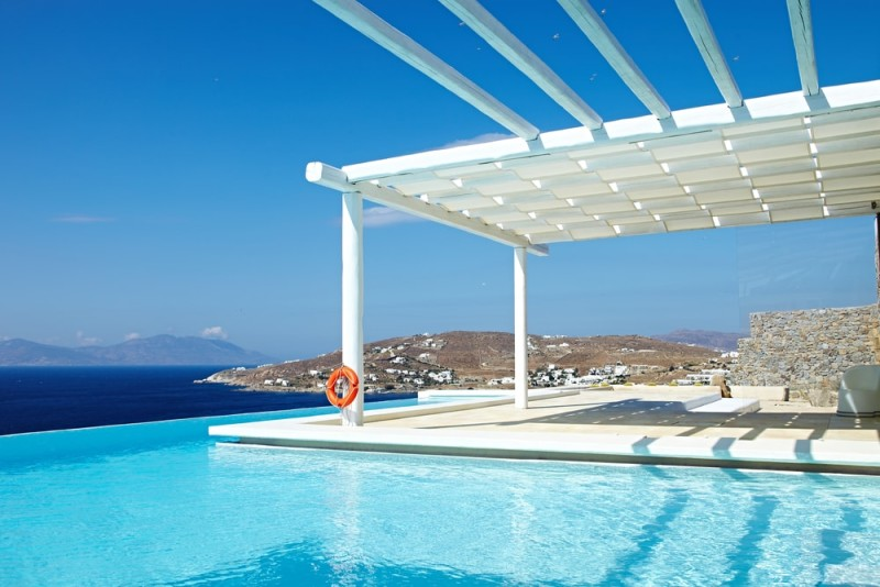 Infinity Swimming Pool Designs