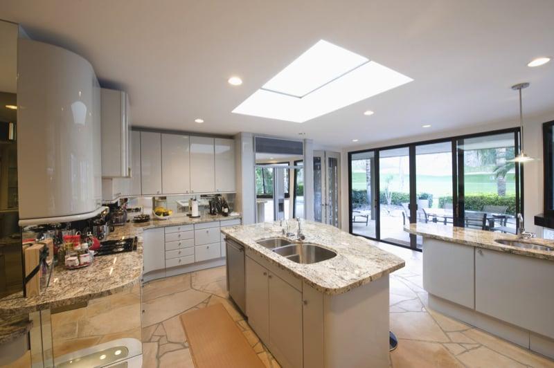 145 beautiful luxury kitchen design ideas part 4 - Kitchen Setting Ideas
