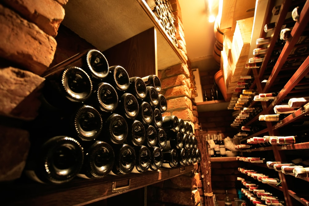 domestic Wine cellar min - Home Bar Pictures and Home Wine Storage