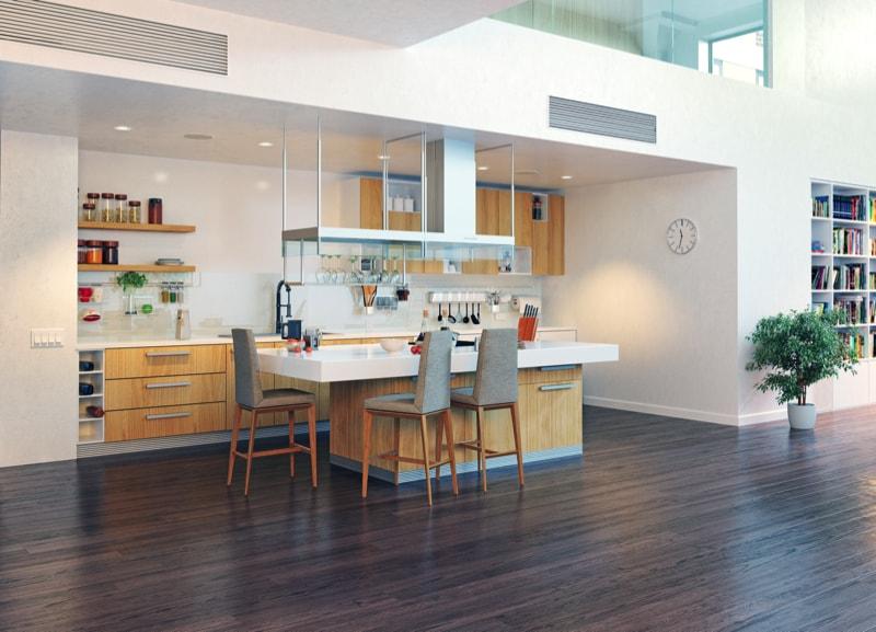145 luxury kitchen design ideas part 1 for Kitchen designs in nigeria