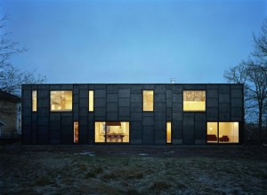 House K Stocksund, Stockholm by Tham & Videgard Architects