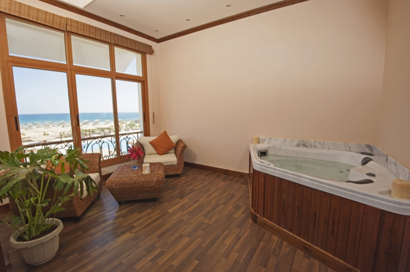 A Jacuzzi In A Health Spa Privat 90195098 min - 27 Home Hot Tubs and Spa Pools