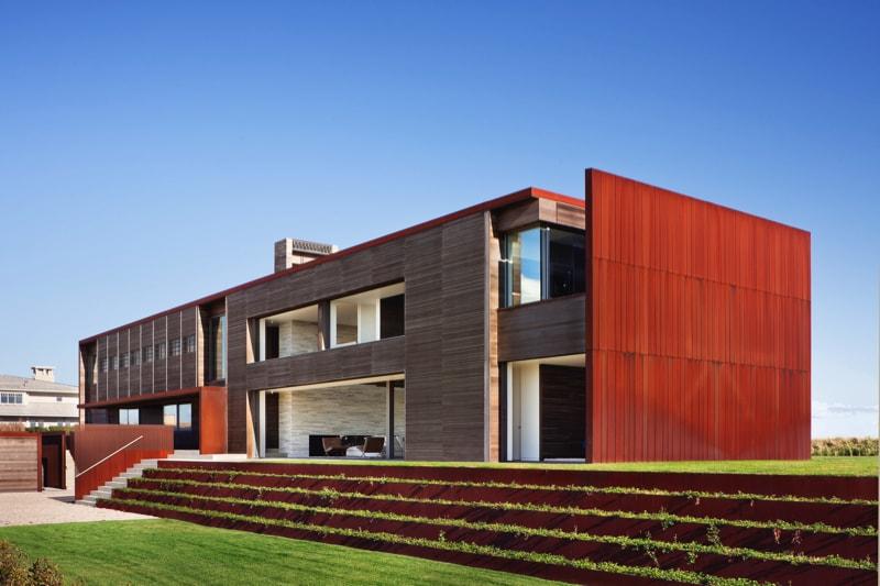 Pre 1244 05 min - Sagaponack Family House, NY by Bates Masi Architects