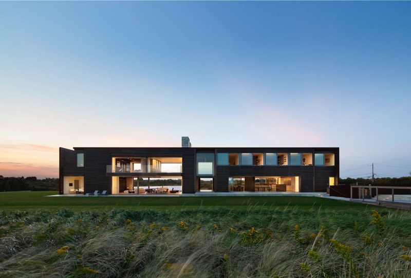 Pre 1244 08 min - Sagaponack Family House, NY by Bates Masi Architects