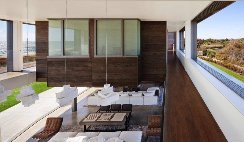 Pre 1244 28 min - Sagaponack Family House, NY by Bates Masi Architects