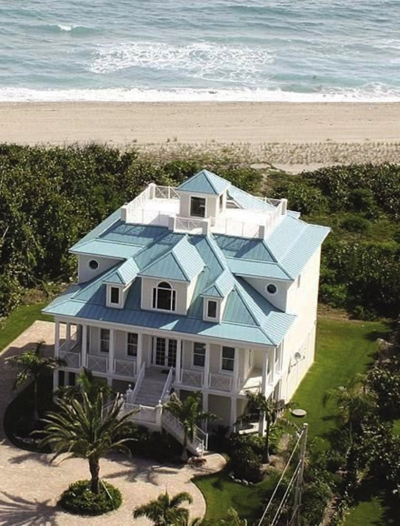 Купить дом в майами у моря с фото
