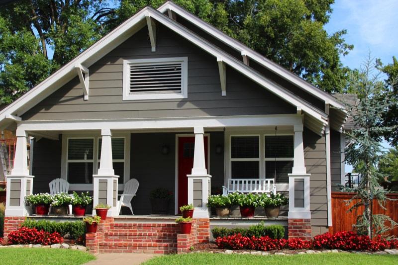Exterior house colors for Unique house siding