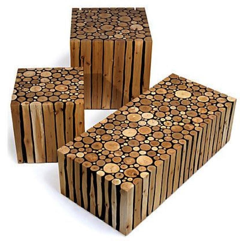 Outdoor designer seating furniture