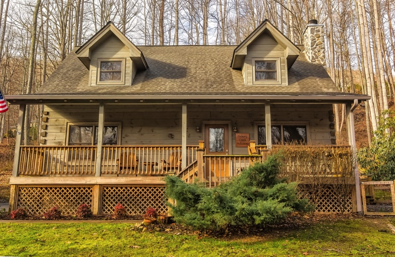 Log cabins and log homes for North valley homes