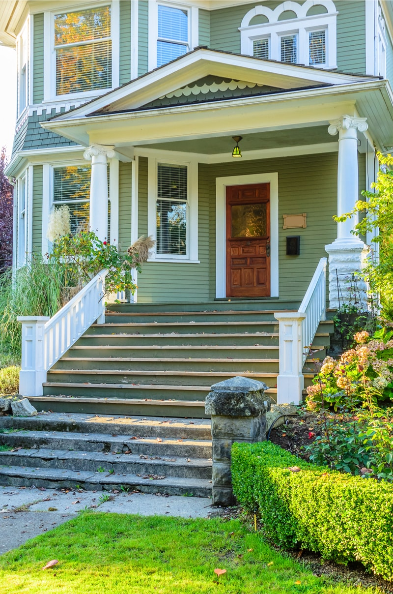 Front entrance steps to houses for House entrance designs