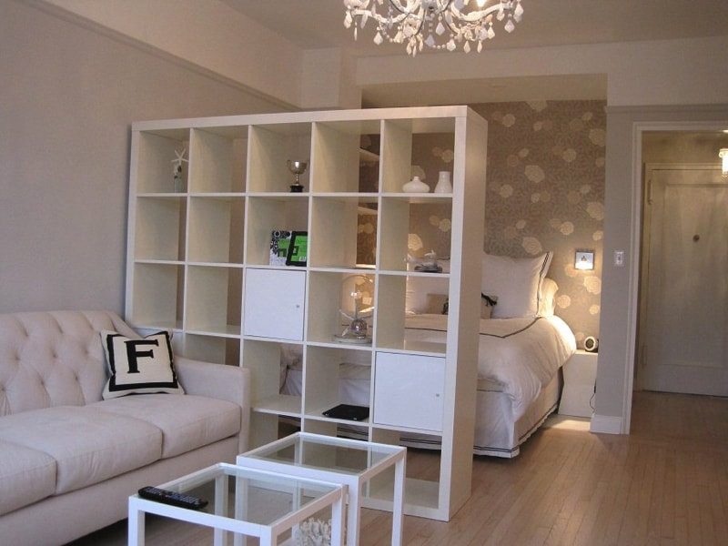 17 Ideas For Decorating Small Apartments And Tiny Spaces