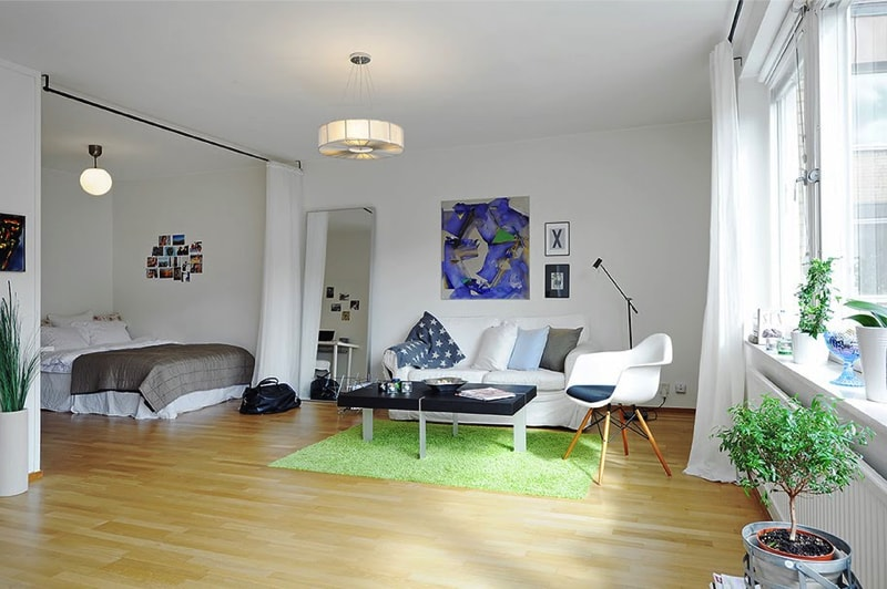 Image Via Moidom Interior.blogspot.com Min   17 Ideas For Decorating Small  Apartments