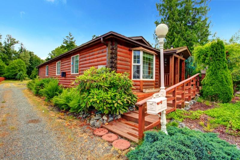 Log Cabins And Log Homes