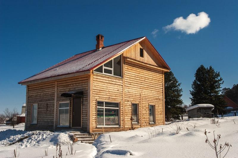 Rainbow Lake Rustic Log Home Plan 088d 0047 House Plans