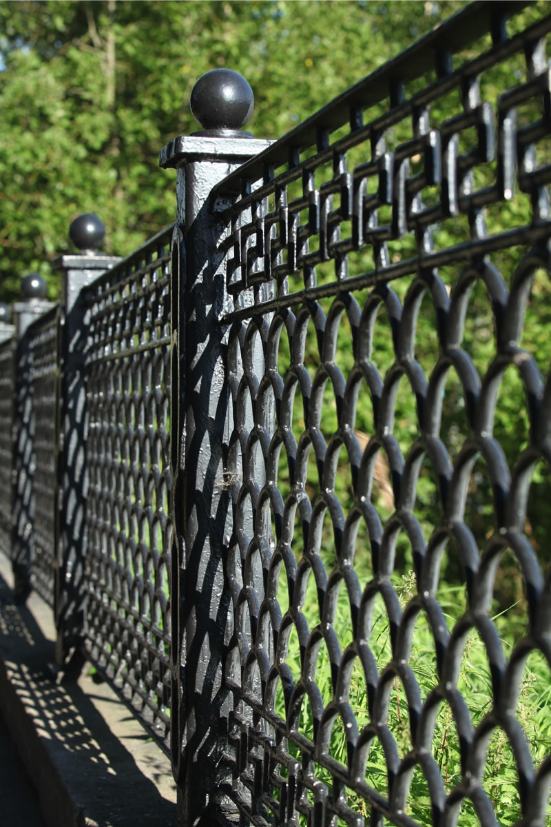 Wrought Iron Gates: Wrought Iron Fences