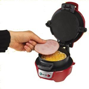 Breakfast Sandwich maker 5-min