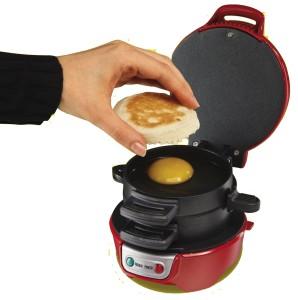 Breakfast Sandwich maker 6-min