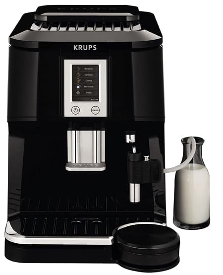 Bean To Cup Coffee Machines High End Coffee Makers