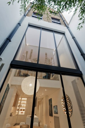 Narrow House Makeover, Covent Garden, London UK by FORMstudio