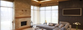 modern living room with fireplace-17450660-min