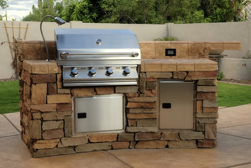 Outdoor Patio Kitchen Ideas