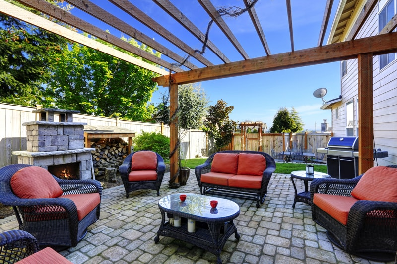 Apartment Patio Ideas For Men