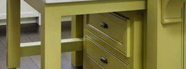 Clever Kitchen Storage Ideas - Via hative.com
