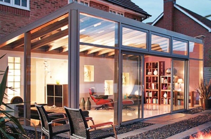 lean to conservatory - What's Happened To Conservatories In 2016?