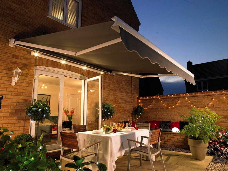 patio awning - What's Happened To Conservatories In 2016?