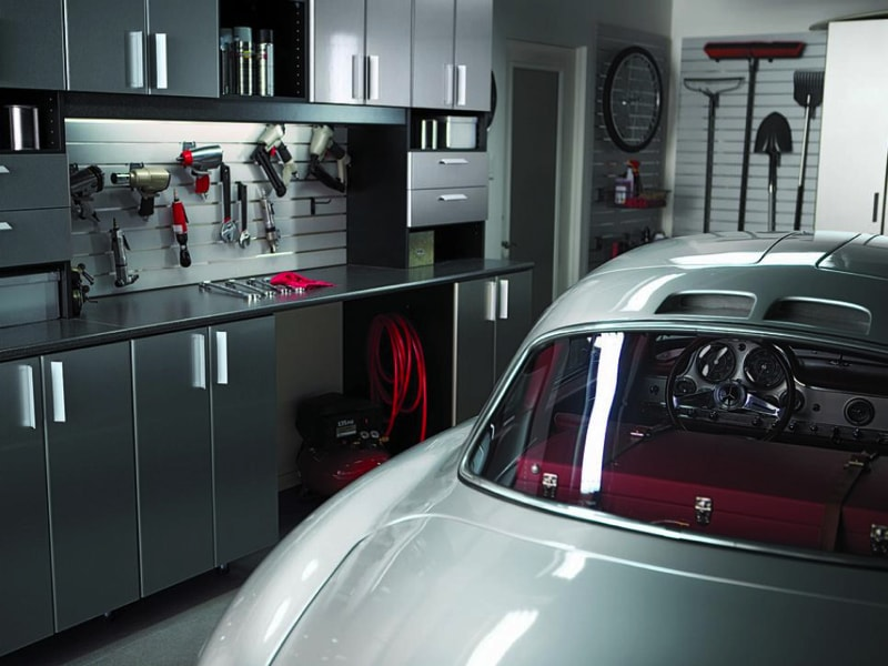Tips To Make Use Of Your Garage Space