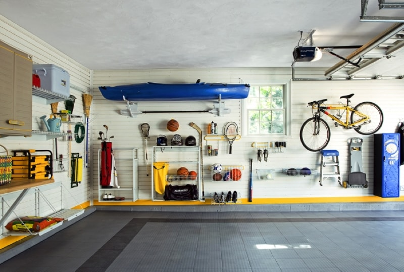 Hang Everything 1 - 10 Best Tips To Make Use Of Your Garage Space