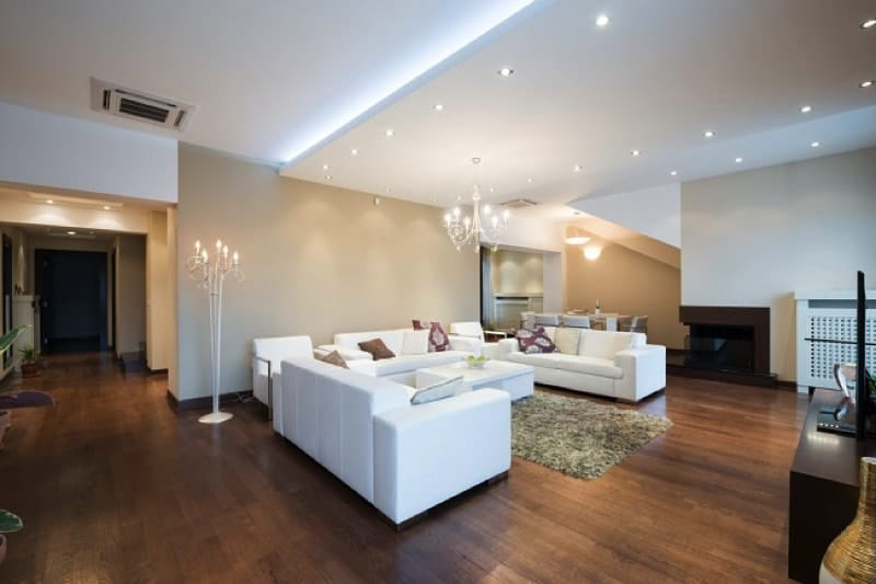 Guidelines on Laminate Flooring in a lounge