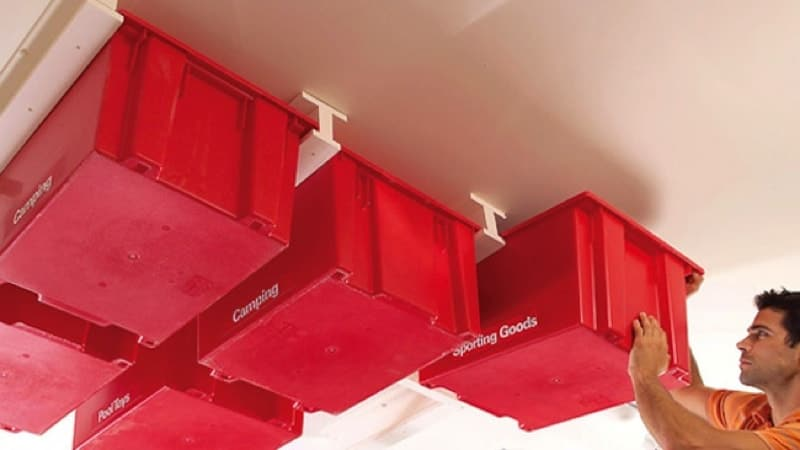 Look For Ceiling Storage System 1