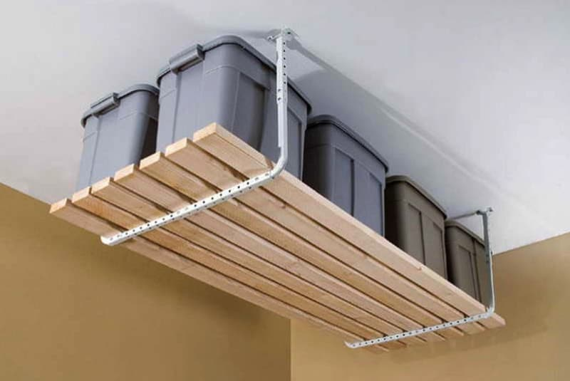 Look For Ceiling Storage System 2 - 10 Best Tips To Make Use Of Your Garage Space