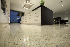 Polished Concrete Floors For Your Kitchen